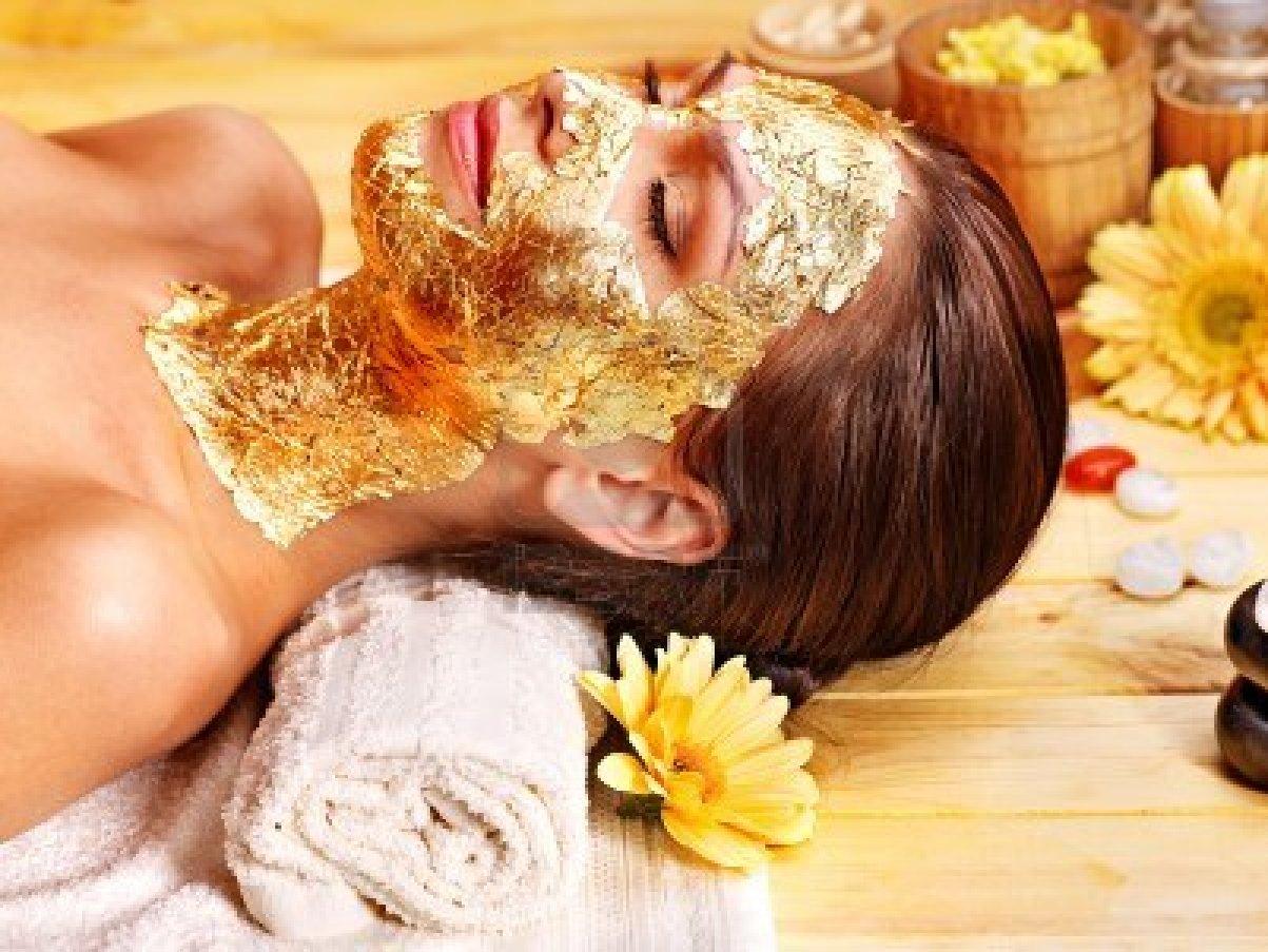 Facial Gold 35
