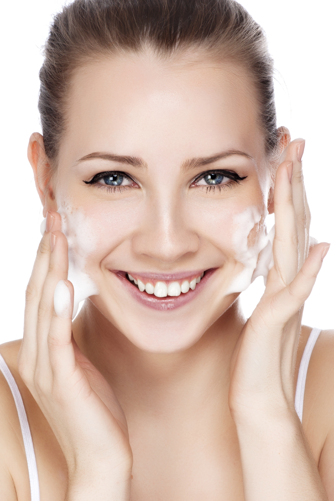 The sensitive muscles should also wash your face! 6 amino acid cleansing true evaluation, SK2 easy to use?