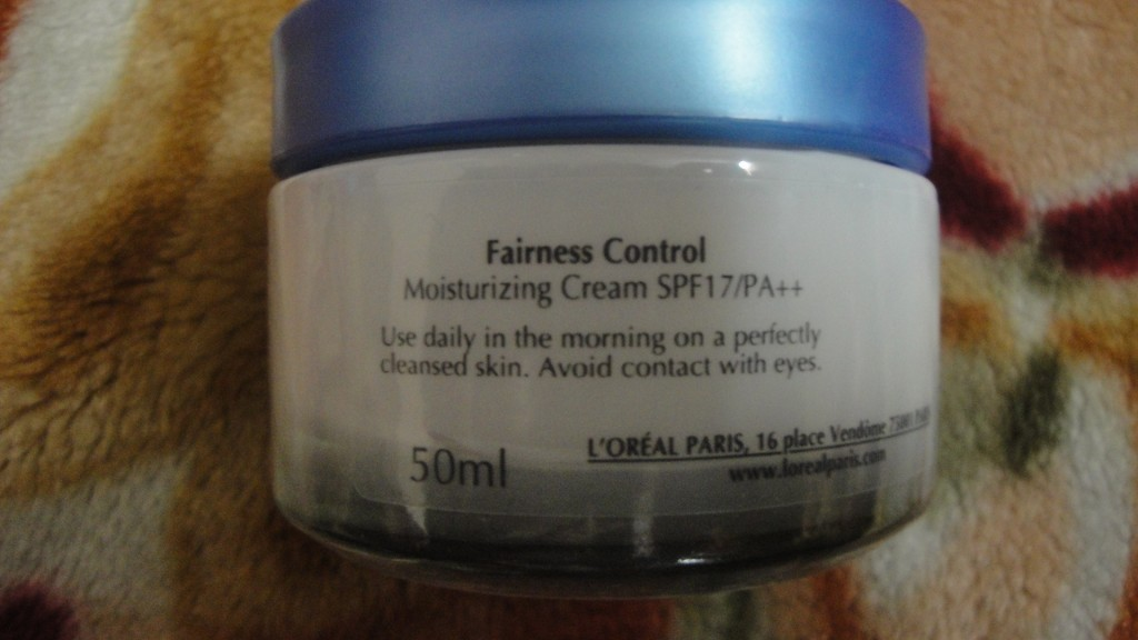 L'Oreal-white-perfect-transparent-rosy-whitening-day-cream