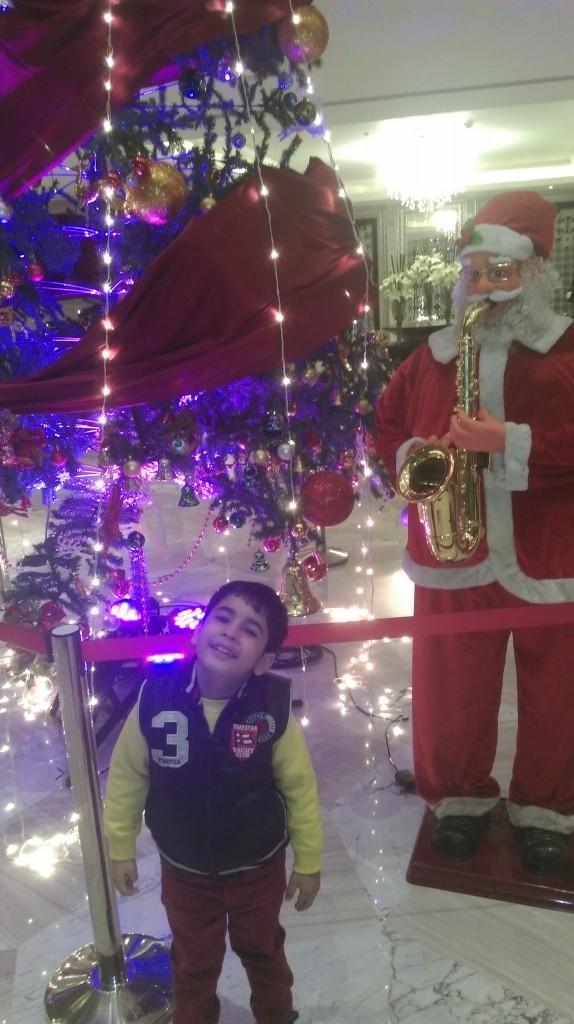 Merry Christmas and Anniversary Celebrations at Hyatt Regency