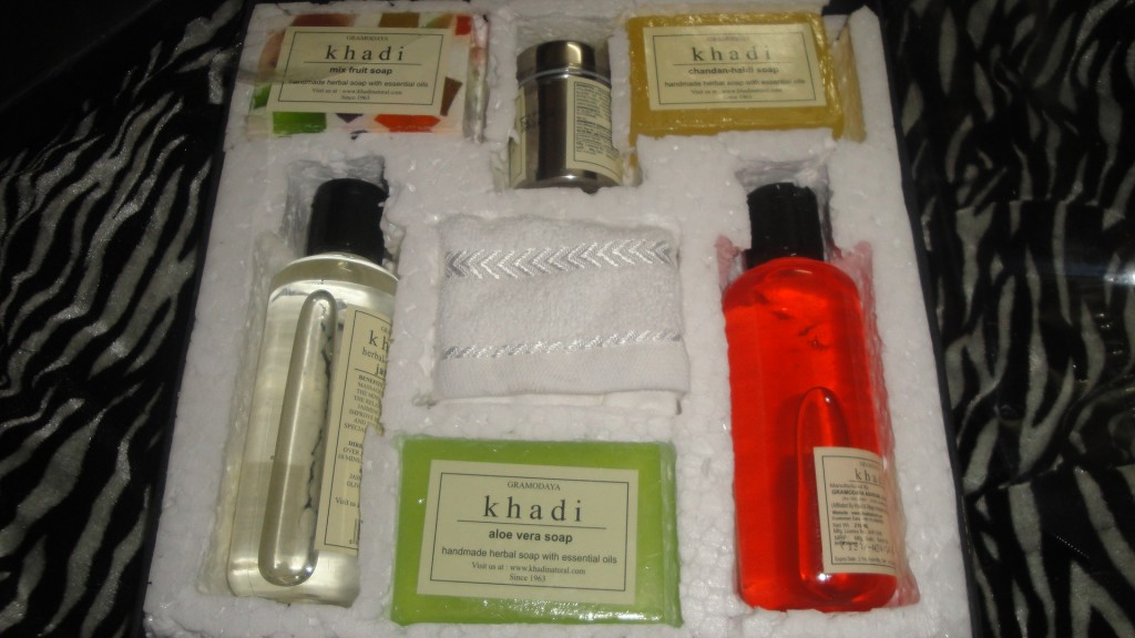 New Year New Start with Khadi Herbal Spa Kit
