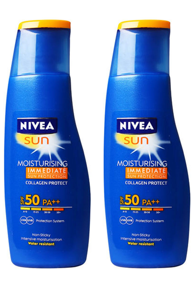 best body lotion for sun damage
