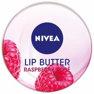 Nivea Lip Butter Raspberry Rose Review