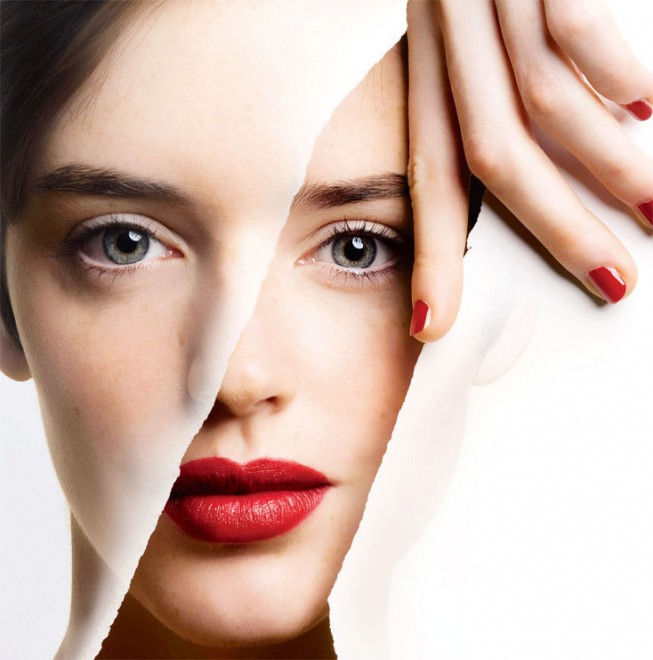 care skin Facial for aging