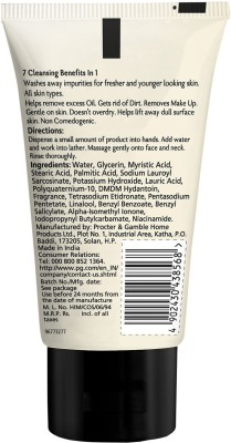 olay total effects foaming face review