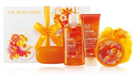 The Body Shop Satsuma Body Polish Review