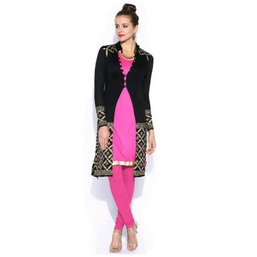 5 quirky ways to layer ethnic kurti