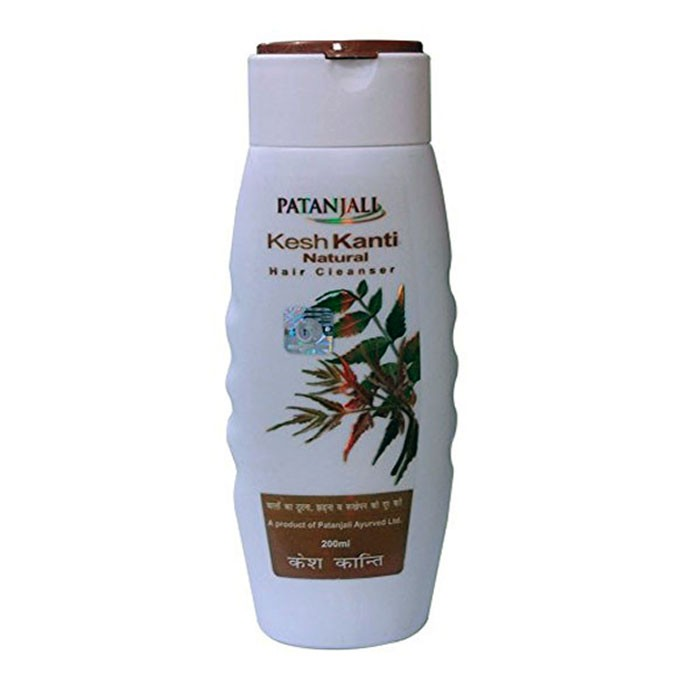 Patanjali Kesh Kanti Natural Hair Cleanser Review