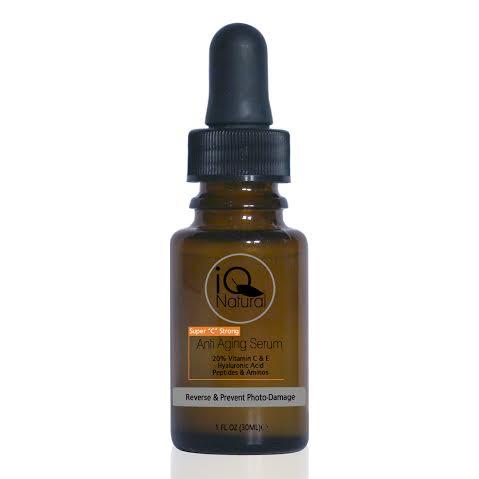 highest concentration vitamin C anti aging serum