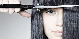 hair cut to get beauty makeover