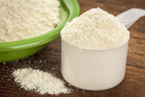 whey protein for beauty
