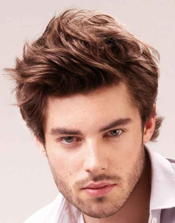 New Men's Hairstyles to Try in 2017