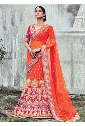 Lehenga Sarees to Take your Style Mantra a Notch Higher
