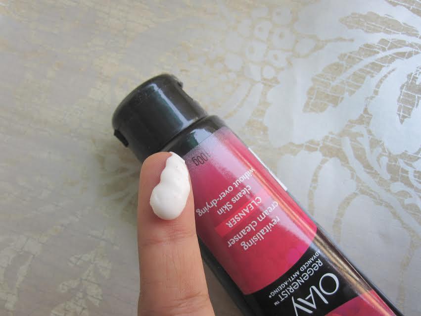 Olay Regenerist Advanced Anti-Aging Revitalising Cream Cleanser Review