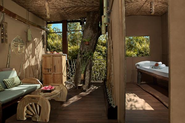 rangers reserve resort jim corbett spa