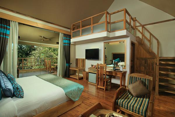 rangers reserve resort jim corbett room