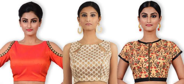 8 Gorgeous Saree Blouse Designs to Captivate Attention