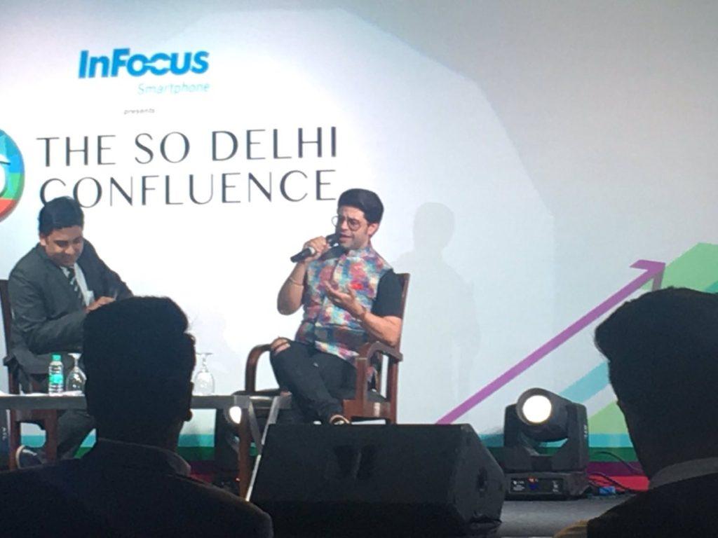 So Delhi Confluence 2017