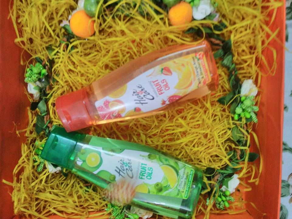 Hair and Care Fruit Oil Review