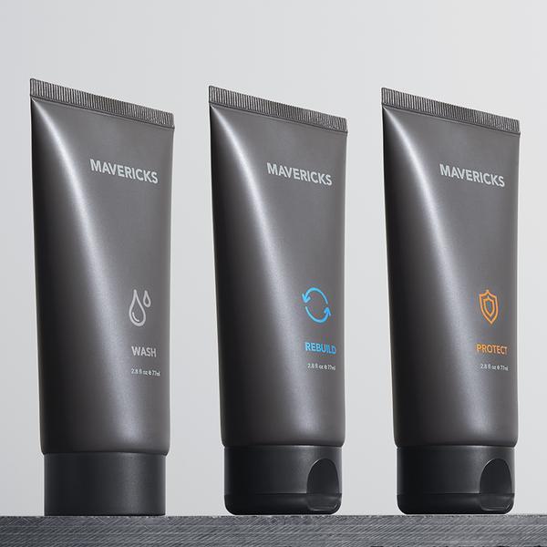 mavericks face kit