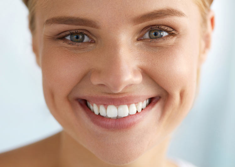 gum contouring in cosmetic dentistry