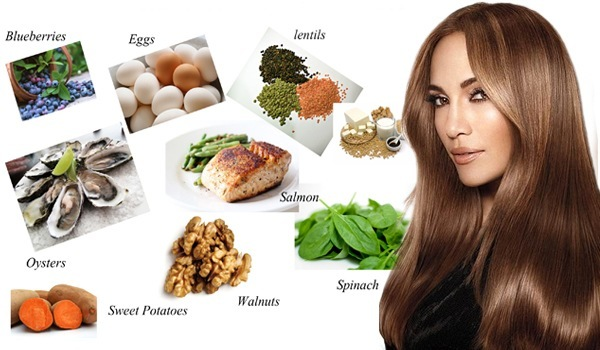 proper nutrition to prevent hair loss