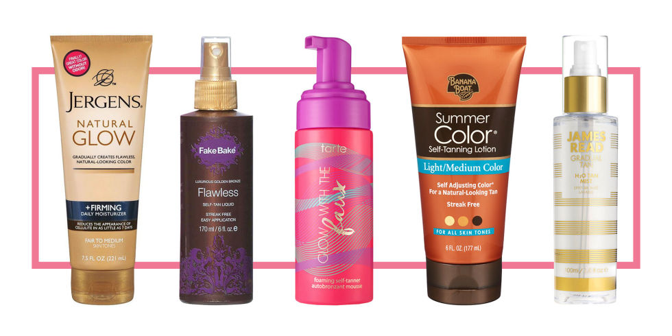 Self-Tanning-Products