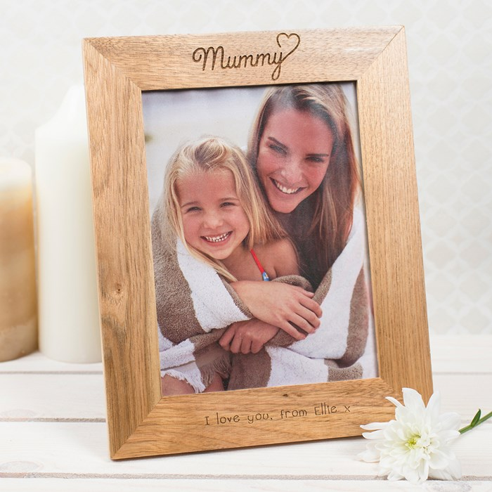 6 best personalised gifts photo frames