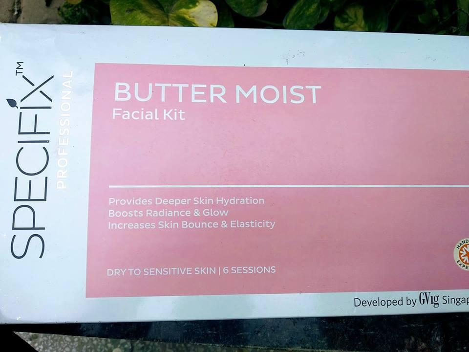 VLCC Butter Moist Facial Kit for dry skin