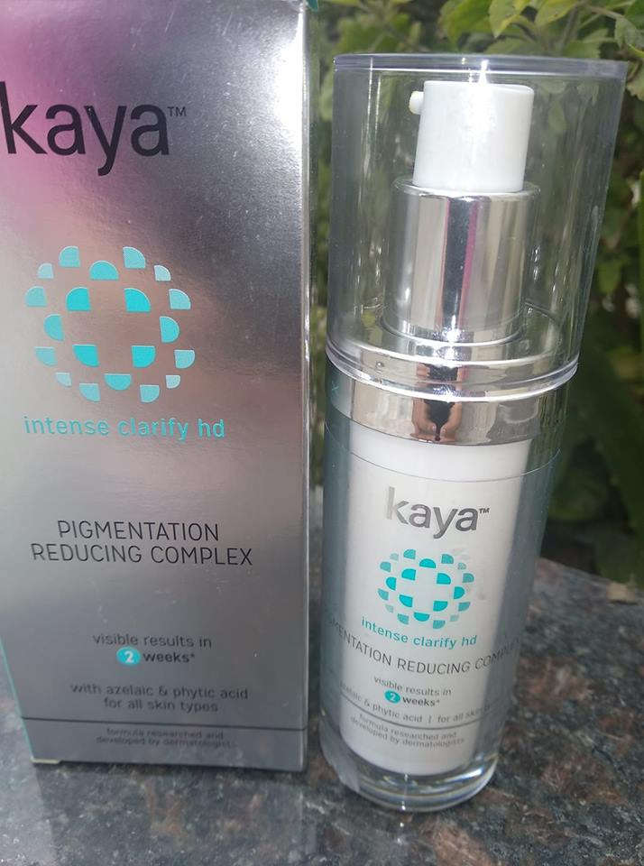 Kaya Skin Clinic Pigmentation Reducing Complex Review