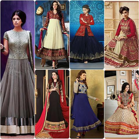 Top 5 Reasons Why Anarkali Suits Rock among Ethnic Dresses