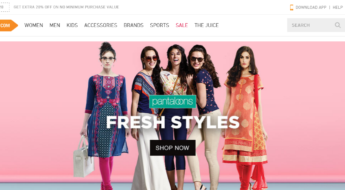 list of affordable summer kurtis at Jabong