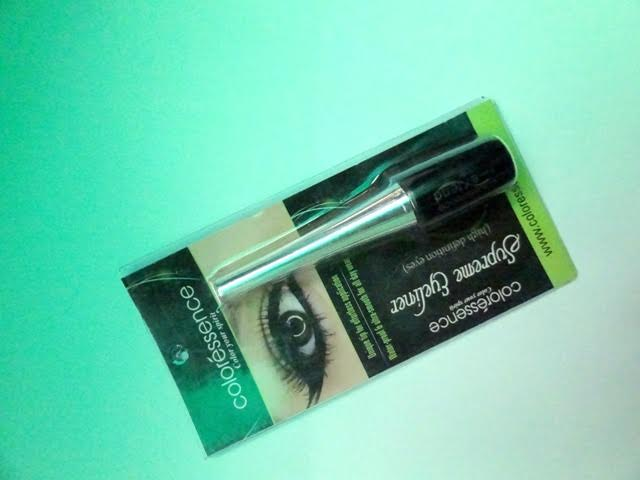 Coloressence Supreme Eyeliner shade black review