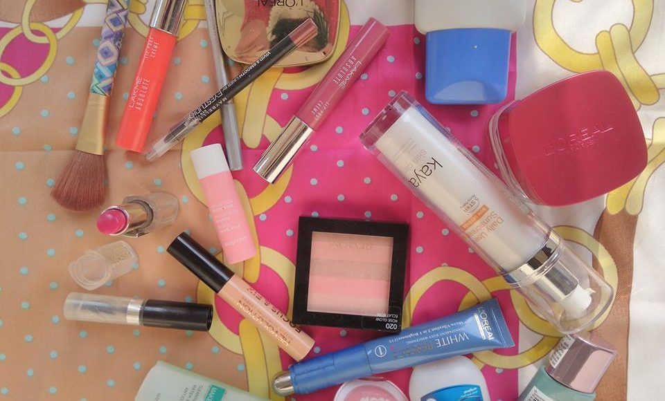 My Best Products for Skin and Makeup Routine