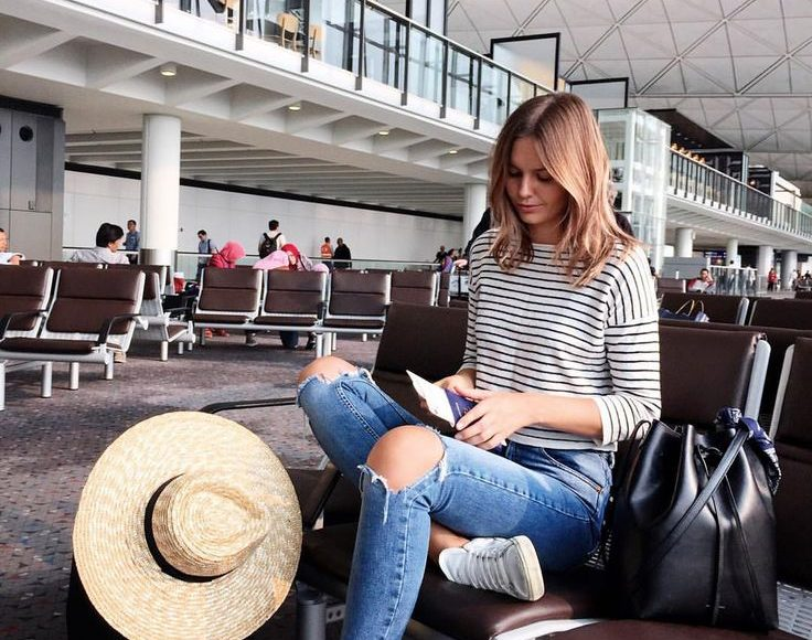 Up your Airport Style with Urby Personalized Passport Holder