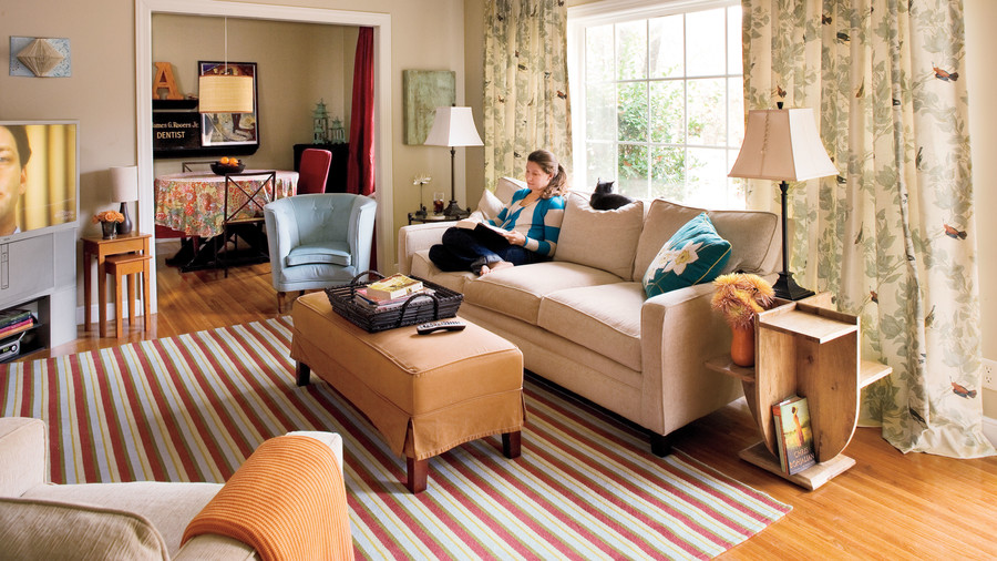 10 Top Ways to Decorate a Large Living Room
