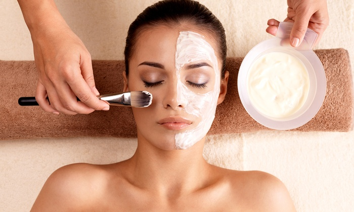 customized women's facials