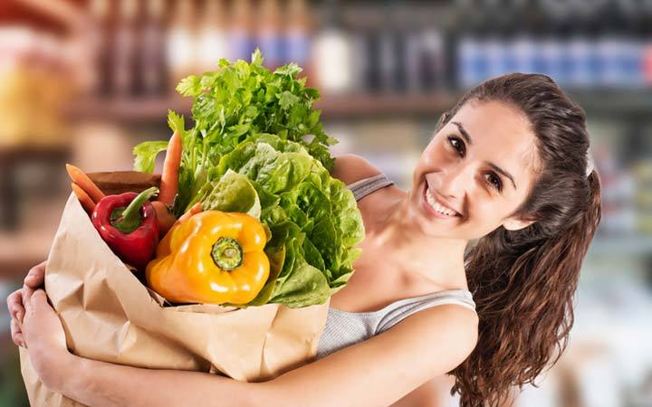 plant-based foods to improve hair growth