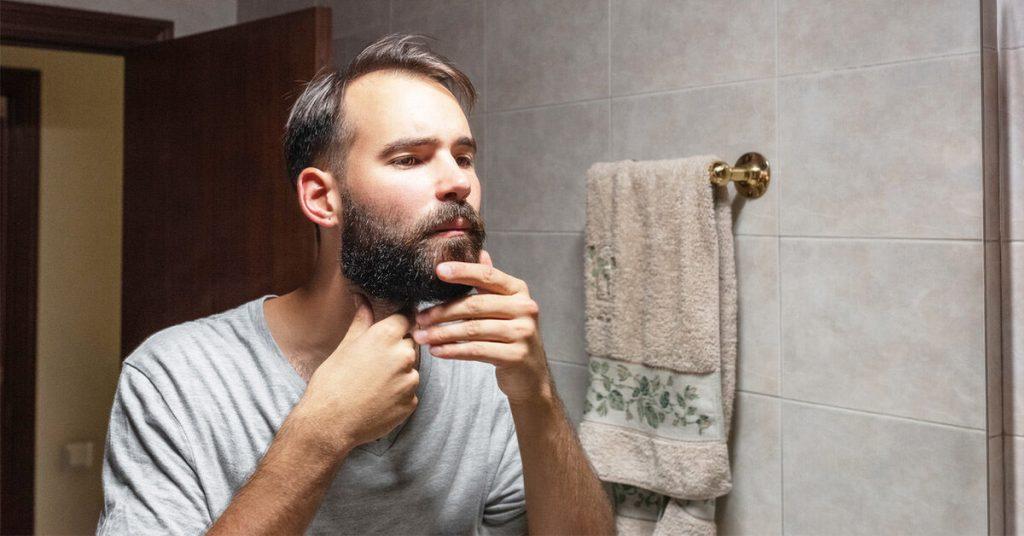 shopping for beard oil